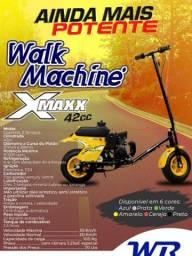 Walk Machine patinete motorizado