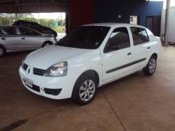Clio Sedan 1.6 Flex 2007 - Impecável!!