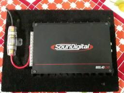 Vendo modulo SounDigital 800.4D EVO
