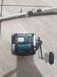 Carretilha pesca Daiwa gs 70