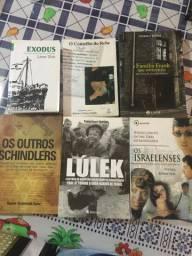 Livros israelenses