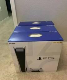 Ps5 lacrado na caixa