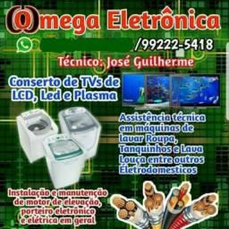 Conserto Maquina de lavar, geladeira, micro-ondas, eletrodomésticos em geral