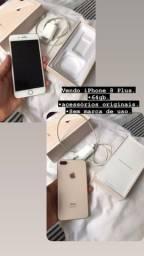 iPhone 8 Plus sem marca de uso