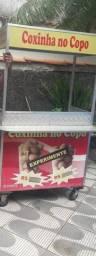 Carrocinha de salgados R$ 999.99