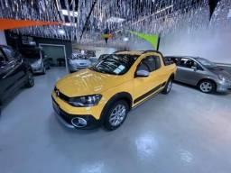 Vendo 2015 | 84.000 km<br><br>Volkswagen Saveiro 1.6 16v Cross Cab. Estendida Total Flex 2p<br><br><br>