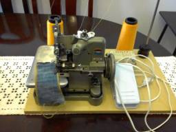 Maquina de Costura Overlock (Overloque), em bom estado, bem regulado