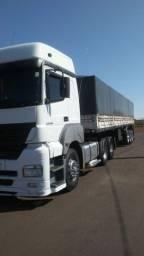 Conjunto Mb2540 2008 e carreta 2010
