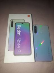 Vendo Redmi note 8 128 gb