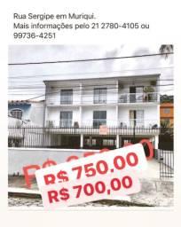 Título do anúncio: Aluguel em Muriqui R$ 700,00