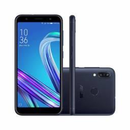 Smartphone Asus Zenfone Max M3 64GB Preto 4G Tela 5.5 - Preto