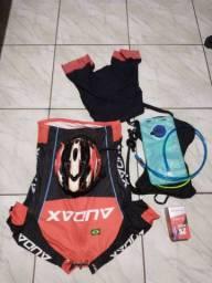 Kit para andar de Bicicleta