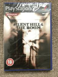 Silent hill 4 lacrado playstation 2