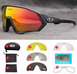 Óculos Giro com 5 Lentes UV400 Polarizada
