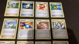 Título do anúncio: Cartas de suporte TCG Pokémon