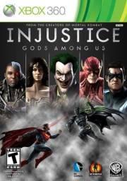 Injustice jogo digital Xbox 360
