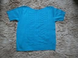 Blusinha de Fio Tifany - Tam M