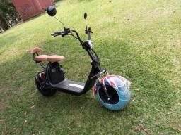 Título do anúncio: Scooter elétrica 0Km MELHOR PREÇO DO RJ