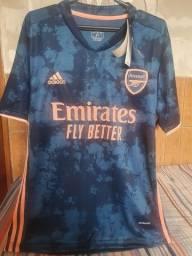 Camisa arsenal nova na etiqueta tamanho G
