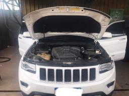 Título do anúncio: Grand Cherokee limited diesel 2014