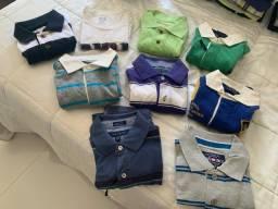 Camisas polo Tommy , Hollister originais
