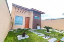 86/ Casas com excelente área de ampliação para mais um quarto.