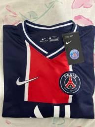 Camisa Paris Saint Germain tamanho L