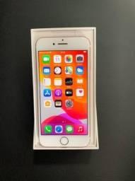 IPhone 7 256GB Rosa Completo Com garantia e NF Entrega Grátis Divido no cartão