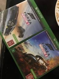 Forza Horizon 3 e 4 - Original para Xbox One