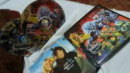 2 cd iran maiden novo