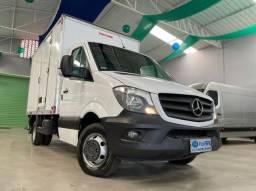 Título do anúncio: Caminhão Sprinter 515 BAÚ 2018