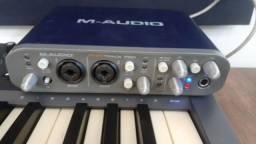 Interface Fast Track Pro M-Audio
