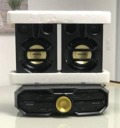 Mini System Philips FX 20 vendo ou troco
