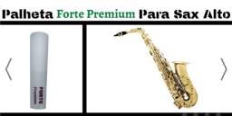 Título do anúncio: Palheta fort Premium para sax alto - 1 1/2