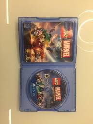 Título do anúncio: Lego Marvel Super Heroes - PS4