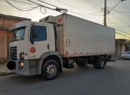 Caminhão Vw Costellation 15-180 Bau