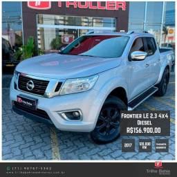 Título do anúncio: Frontier LE 4x4 Diesel Aut 2017 - 120.000km