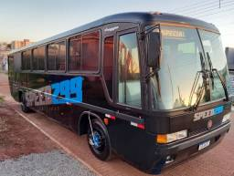 Ônibus dcto Motor Home Marcopolo GV850 MB1318