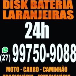 Disk baterias24hrs fazemos socorro
