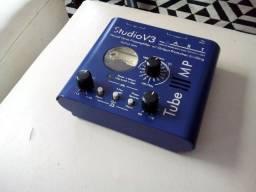 Título do anúncio: Pré amplificador Valvulado Art Tube Studio v3