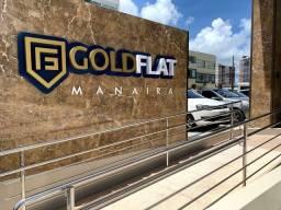 COD 1-290 Gold Flat Manaíra bem localizado