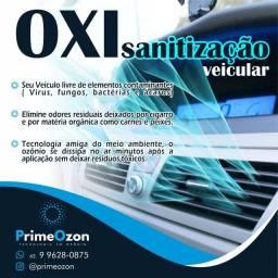 Título do anúncio: Oxi Sanitização