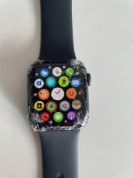 Apple Watch Series 4 40mm Space Gray - Vidro Quebrado