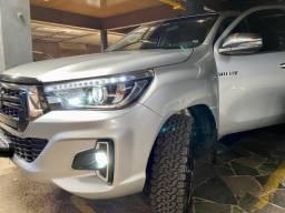 Título do anúncio: Hilux SR 20/20 - Diesel 4x4  - Automático / banco de couro
