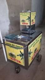 Vendo carrinho de Água de Coco