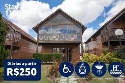 Casa em Gravatá para 9 pessoas - Condominio Mont Blanc