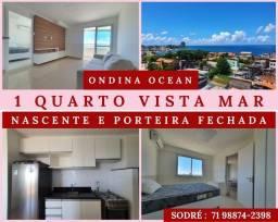 Título do anúncio: Ondina Ocean - Melhor localização de Salvador - imperdível 1/4 - 39m² stunning