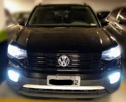 Título do anúncio: VW T-Cross 200 TSI Único Dono