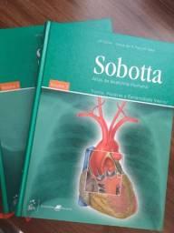 Atlas de Anatomia Humana - Sobotta, 22ª edição