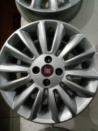 Rodas Palio Siena Punto Linea Fiat aro 16 originais